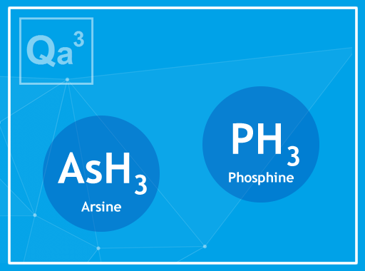 Arsine and phosphine